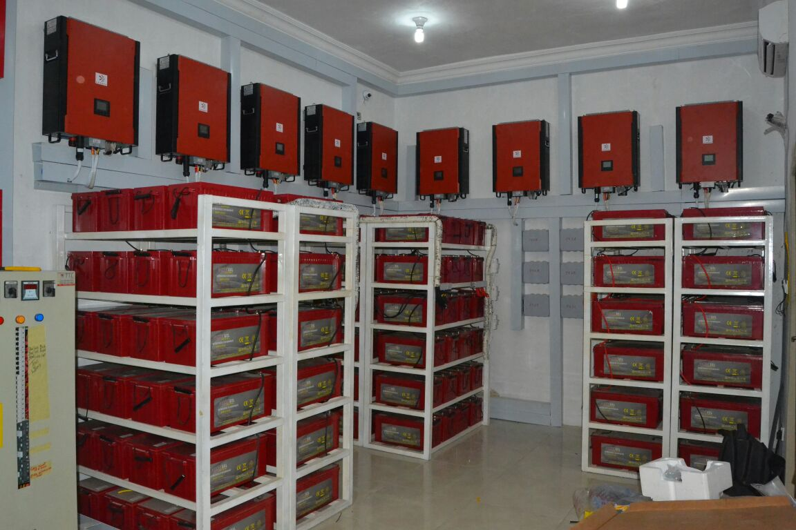 MADECORE Energy Storage 1