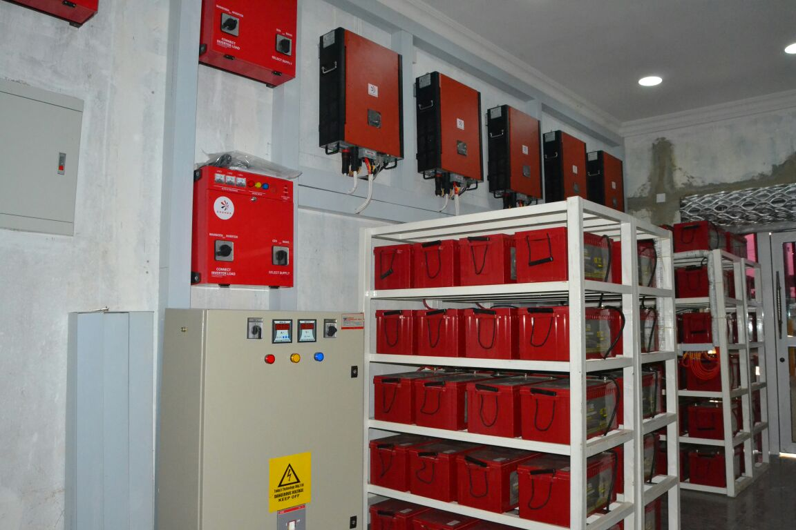 MADECORE Energy Storage 2