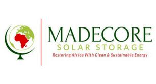 madecore solar storage logo