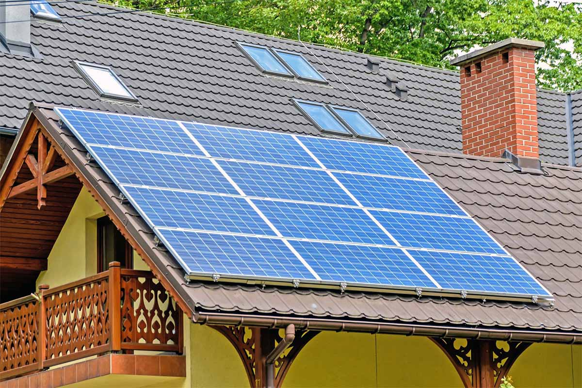 solar storage for homes